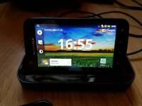 Motorola atrix mb 860 with keyboard and docking