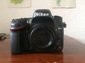 Nikon D600 in excellent condition