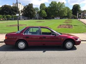 1992 Honda Accord 2.0 Automatic, 34k Miles, Full Honda Service History CB3,CB7,Classic