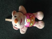 Vtech little singing bear