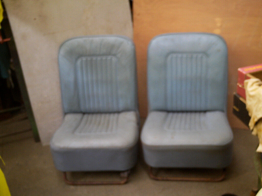 Used Pair of Morris Minor Front Seats