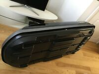 Genuine Audi roof box with free bars for Q5