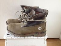 Lady's Genuine leather Timberland Earthkeepers with anti/fatique uncle boots