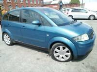 Audi A2 deisel, great condition, sunroof etc.