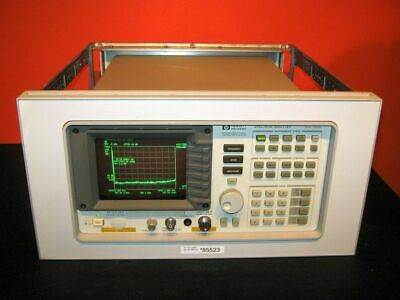 Hp 8590b 10 Khz To 1.5 Ghz Spectrum Analyzer Wopt.021