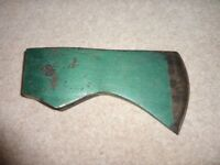 Large Axe Head Sharpened