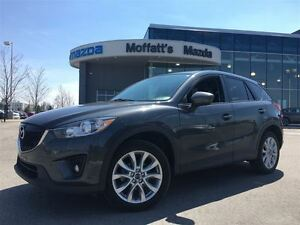 2015 Mazda CX-5 GT AWD LEATHER, SUNROOF, BOSE, BACKUP CAM