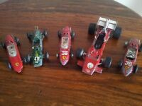 Job Lot of Vintage Metal Toy Cars