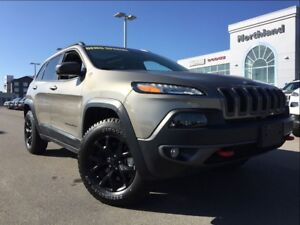 2017 Jeep Cherokee Trailhawk 3.2L V6 9 Speed
