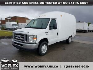 2012 Ford E-350 12Ft Bubble Van Single Rear Wheels