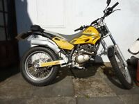 Beta Alp 200cc.Trial /Trail Bike. 2003. MOT until April 2019. Excellent Runner.