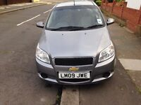 Chevrolet Aveo 1.2 5 Door Hatchback - HPI clear- New stock- quick sale