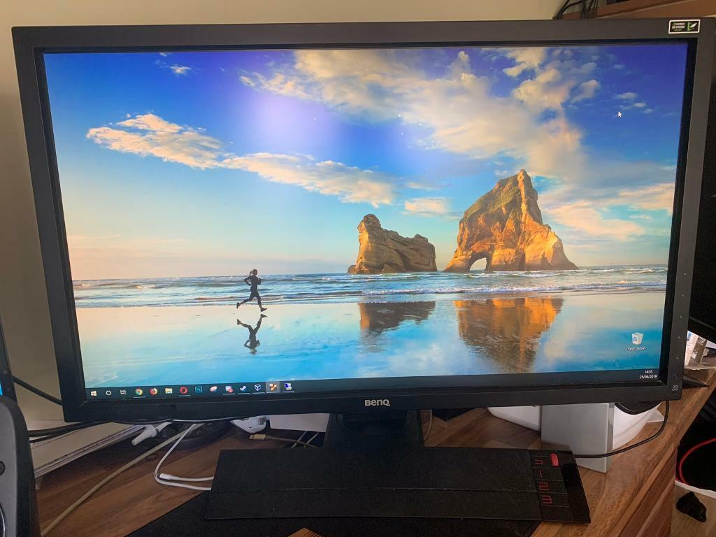 Benq QL2720Z 27 inch gaming monitor 144hz 1ms | in Heathrow, London |  Gumtree