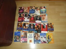 Mills n Boon Books x 22 - £10 The Lot