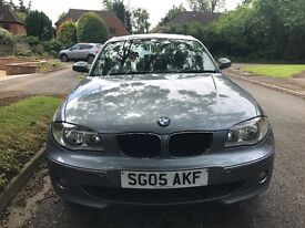 BMW 1SERIES,AUTOMATIC,PETROL,2005