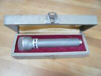 AKG D19 60ohm vintage rare 1960's microphone
