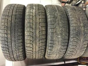 175/65/15 Michelin X-Ice