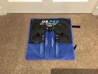Brand new 4 pce oil filter strap set