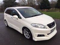 Stunning Pearl White 2006 Honda EDIX/ FRV 1.7 Vtec Automatic 61K *Mugen Body Kit*