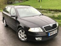 2005 Skoda octavia 2.0 Tdi Laurin & klement AUTOMATIC ESTATE