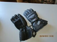 """AKITO"" Power Grip Motor Cycle Gloves - Size Large - As New"