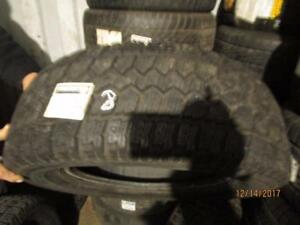 245/65R17 SINGLE ONLY USED MOTOMASTER WINTER TIRE        LOC REAR C CAN