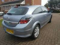 VAUXHALL ASTRA CDTI,1.9,12MONTHS,SERVICE HISTORY AND REVERSE SORNSER,TIDY £1195 ONO