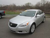 2012 Buick Regal Leather. $169 Bi-Weekly Tax Incl.