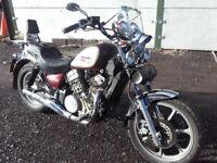 Kawasaki Vulcan 750cc, low milage classic
