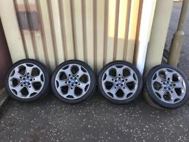"""Ford 18"""" Alloy Wheels - Connect, Focus, Mondeo"""