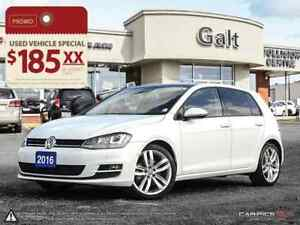 2016 Volkswagen Golf 1.8 TSI HIGHLINE | SUNROOF BACK UP CAM HEAT