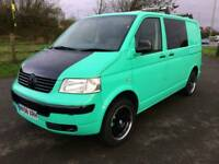 Volkswagen Transporter T5 1.9 TDI .. Camper Surf Bus Van Conversion