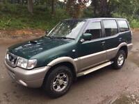 Nissan Terrano Diesel 7 Seater 4x4