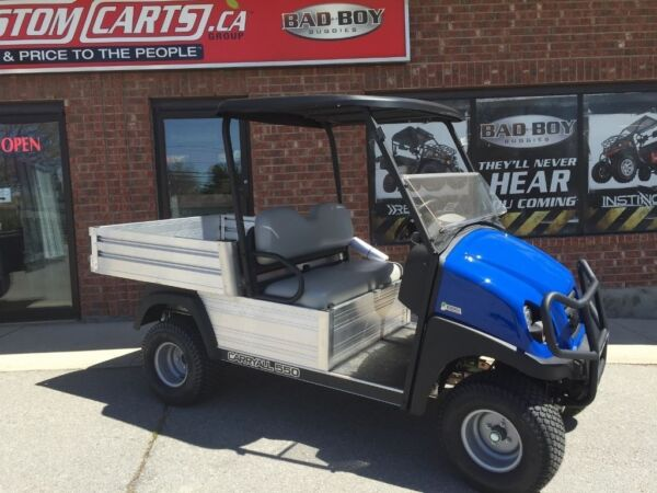 Used 2016 Club Car CARRYALL 550