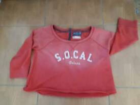 Soulcal crop top