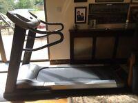 Tunturi T80 endurance treadmill - hardly used. Bargain as over £2,000 new