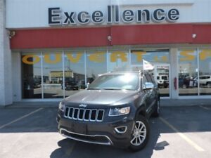 2016 Jeep Grand Cherokee Limited+TOIT+CUIR+AWD