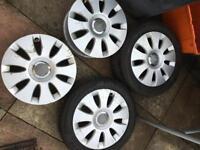 Audi / VW Wheels 5x112