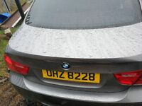 BMW 318D E90 2009 - For parts only!