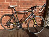 Boardman Comp Road Bike L/XL carbon forks race bike