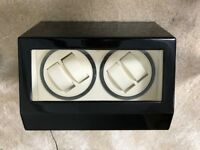 Polished Watch Winder Case