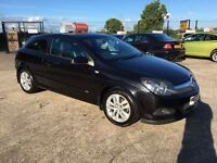 Late 2007 Vauxhall Astra 1.4 SXI 3 Door **Full Leather** *Feature List* (golf,leon,megane)