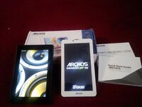 Kindle Fire and Archos 70 c Xenon