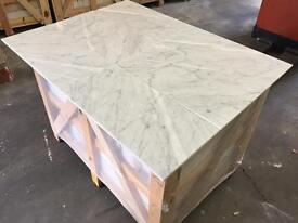 Carrara Italian marble tiles floor and wall marble tiles 300x600