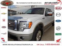 2010 Ford F-150 KING RANCH LONG BOX