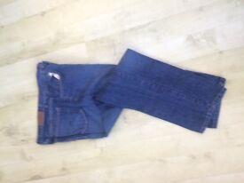 "Mens jeans NEXT 32""waist worn once"