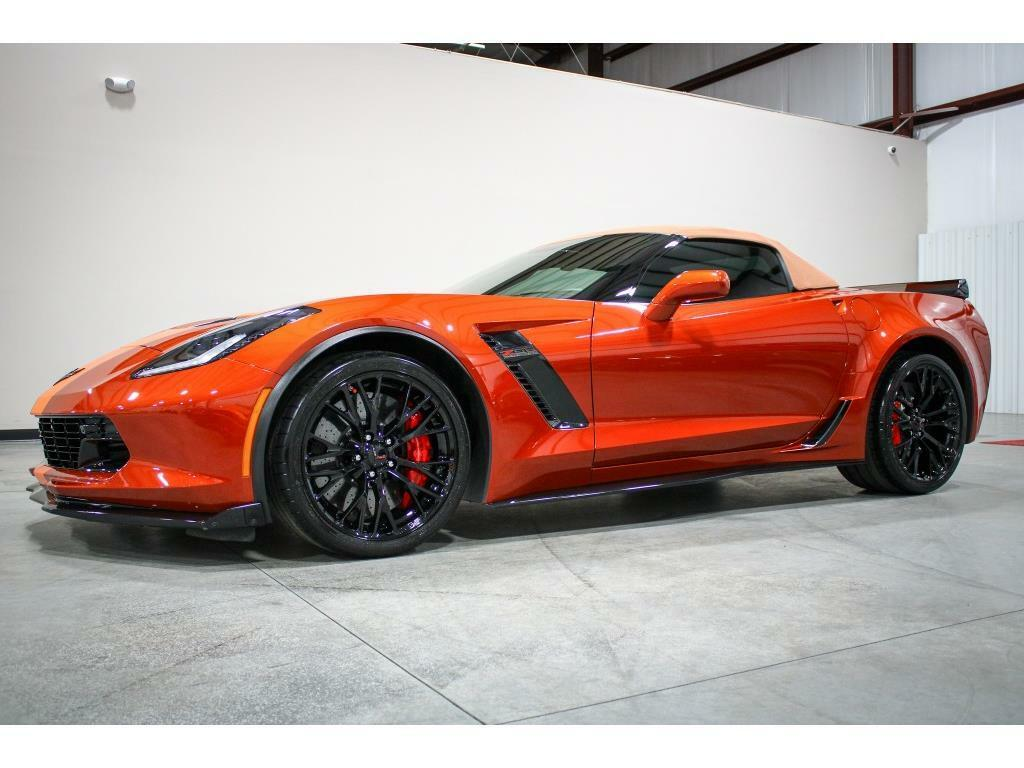 2016 Daytona Sunrise Chevrolet Corvette Z06 3LZ | C7 Corvette Photo 7