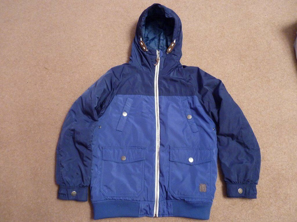 Next Boys Winter Jacket Aged 10 yrs