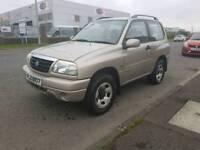 2005 Suzuki Grand Vitara 16v , moted till december