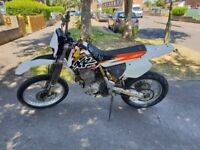 xr 400r enduro loads of extras low miles